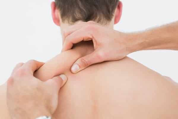 neck and shoulder pain after sleeping
