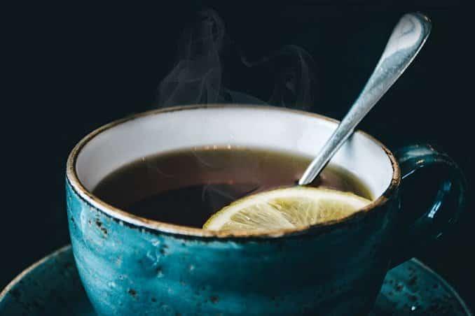 Lemon and Honey Tea Benefits